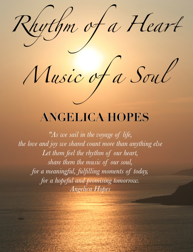 Rhythm of a Heart Music of a Soul book cover