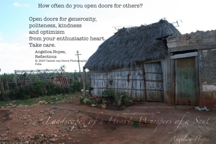 open doors LHWS